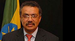 WHO elects Ethiopia's Tedros Adhanom Ghebreyesus as its new director general
